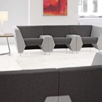 MyWay Lounges Soft Grey
