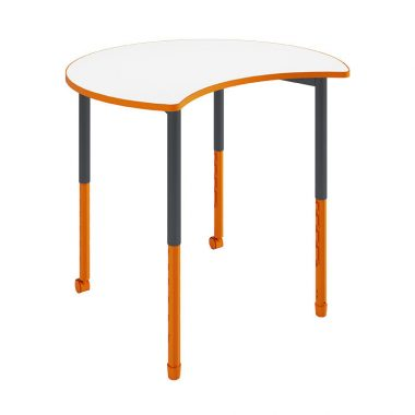 Orio 900 Height Adjustable Twist'n'Lock table