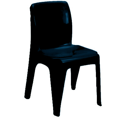 Blue Integra Side Chair