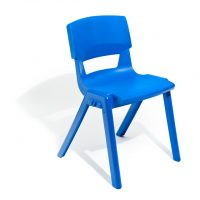 Blue Postura Plus Chair