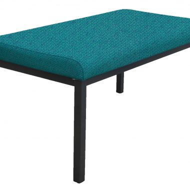 S-20 Seat Low ottoman with soft cushioning to allow teachers and students to sit comfortably.