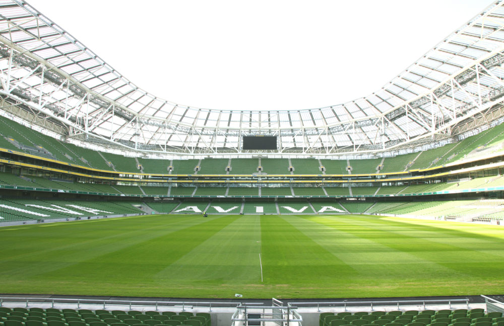 Aviva Stadium - Viva Seating