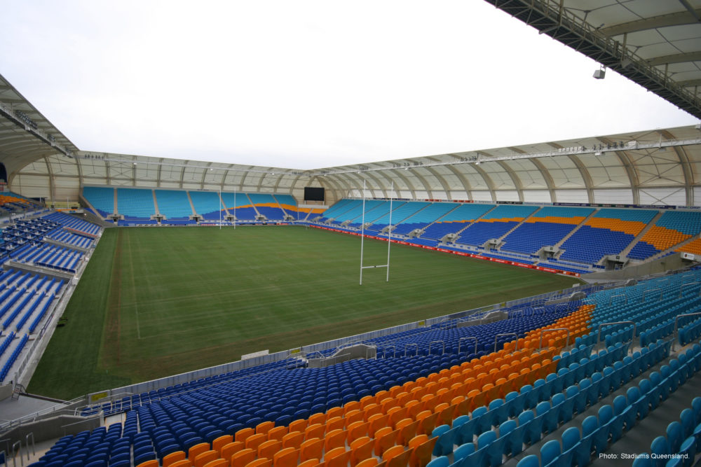Robina Stadium - Viva Seating