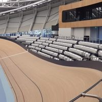 Queensland Velodrome Viva Seating