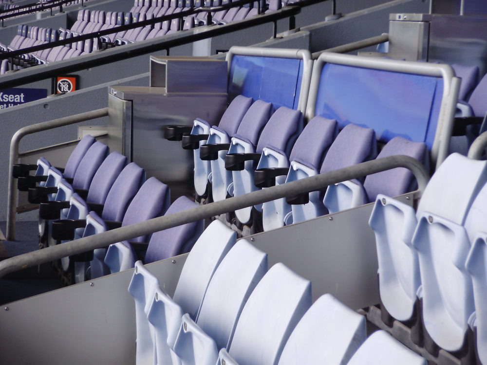 ANZ Stadium - Podium Seating