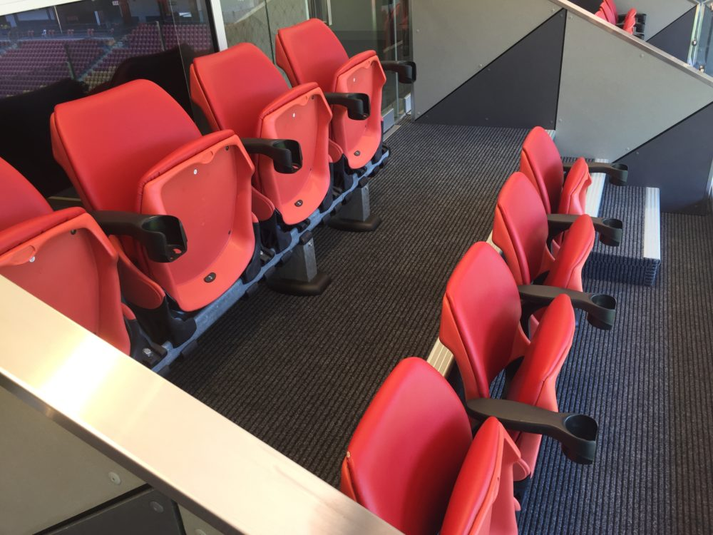 Suncorp Stadium - Podium Seating