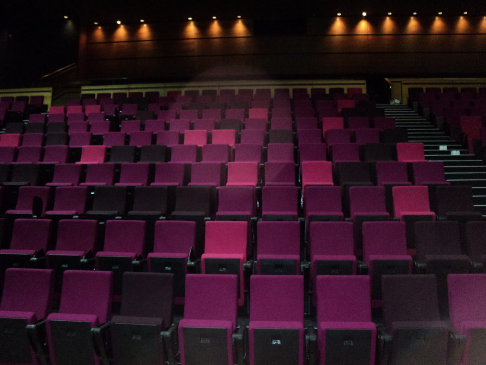 Brisbane Convention Centre - Applause Seating