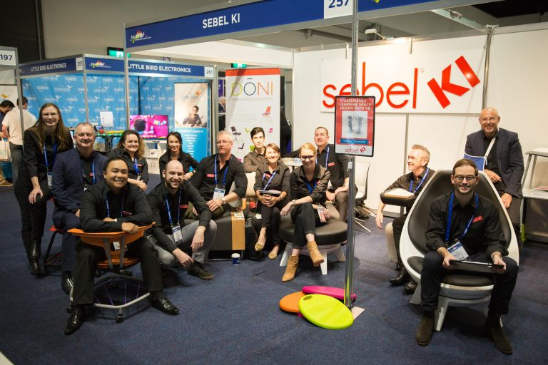 EduTECH Team photo - Sebel