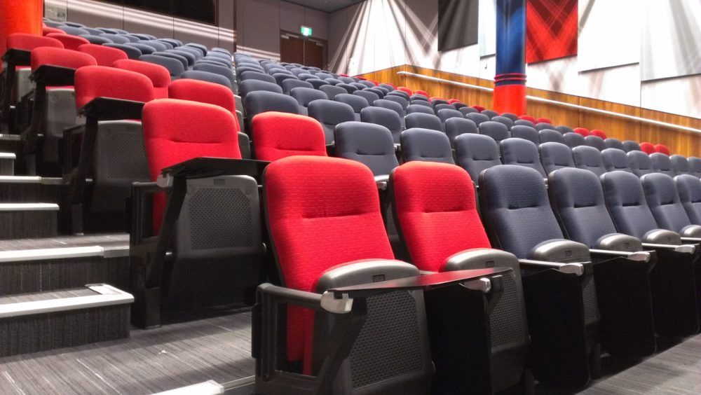 University of Wollongong - Encore Seating