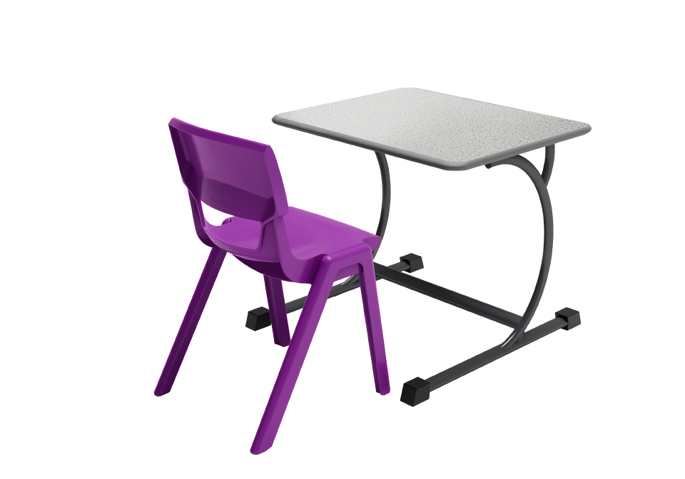 Here To Learn - OP Desk Postura Max Chair