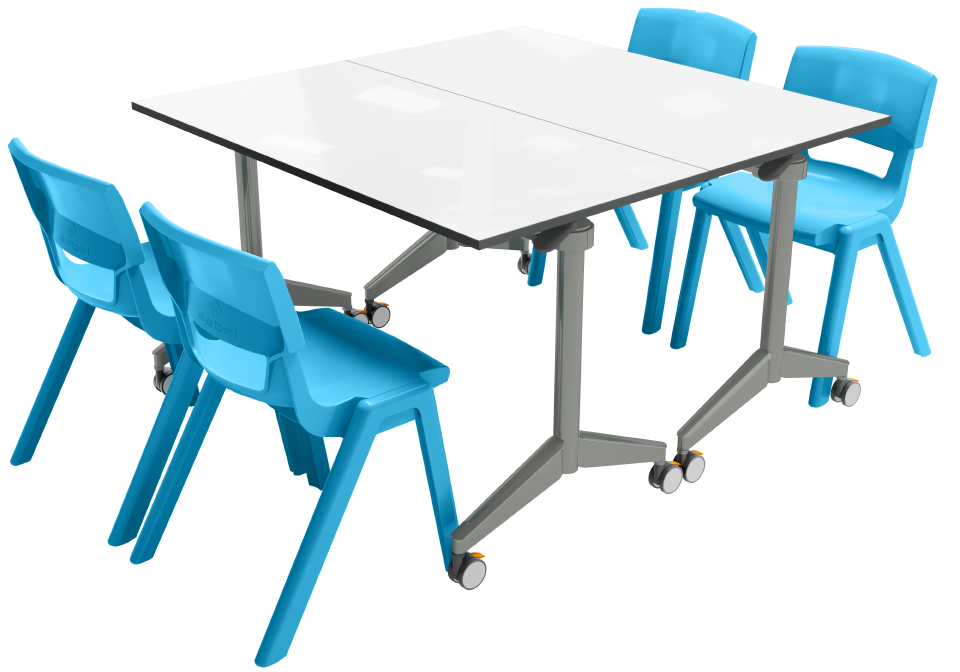 Liaise - Pirouette Table Postura Max