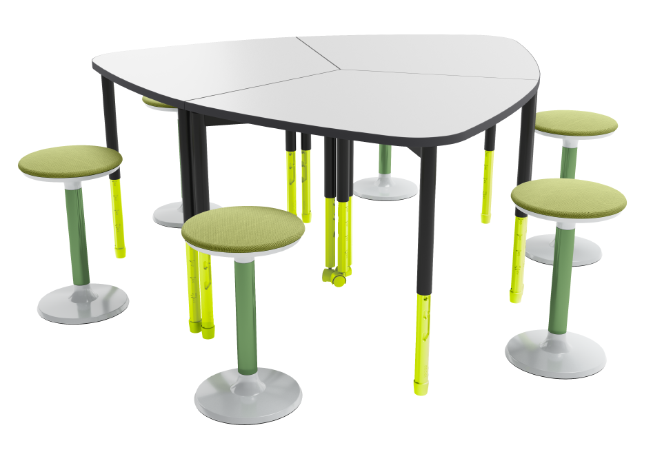 Idea Exchange - Stingray Tables Tik Tok Stools
