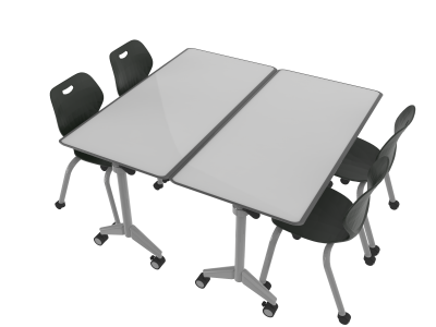 Ideation - Pirouette Table Intellect Wave