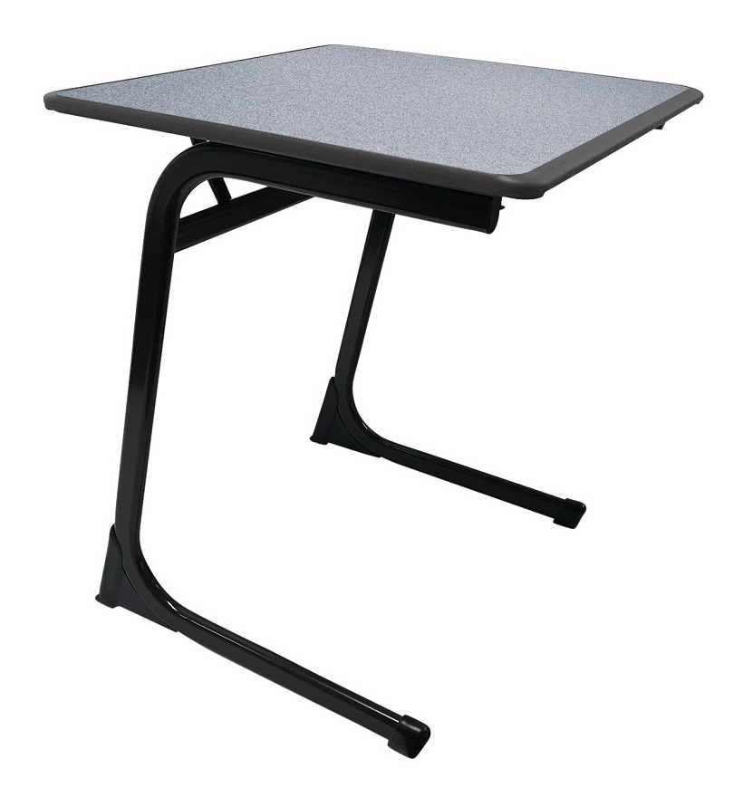 C Leg Desk Single Sebel Stone