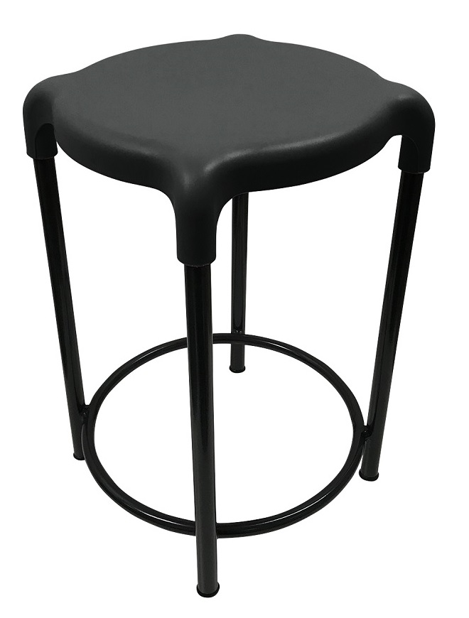 Cosmic Stool Black