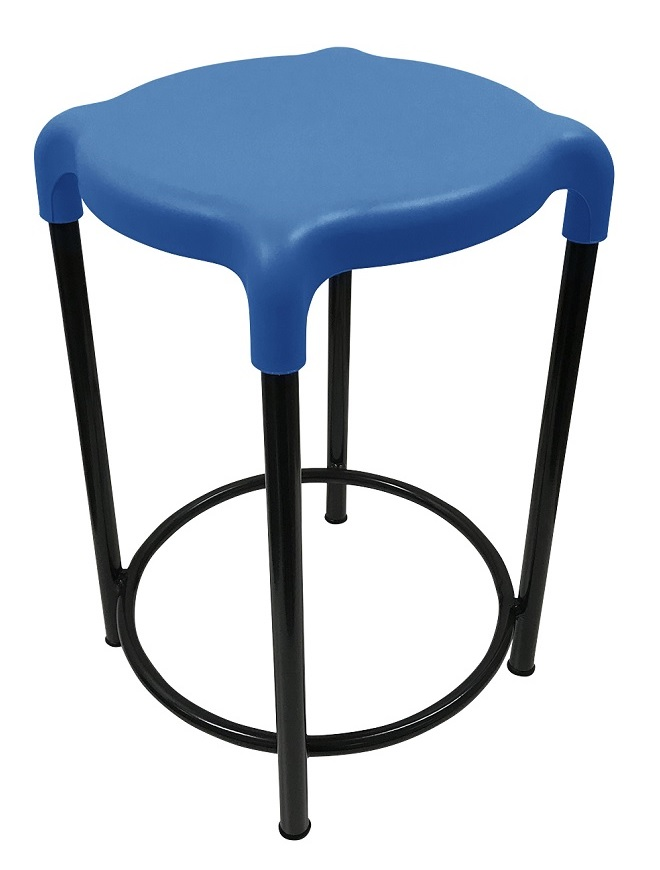 Cosmic Stool Blue