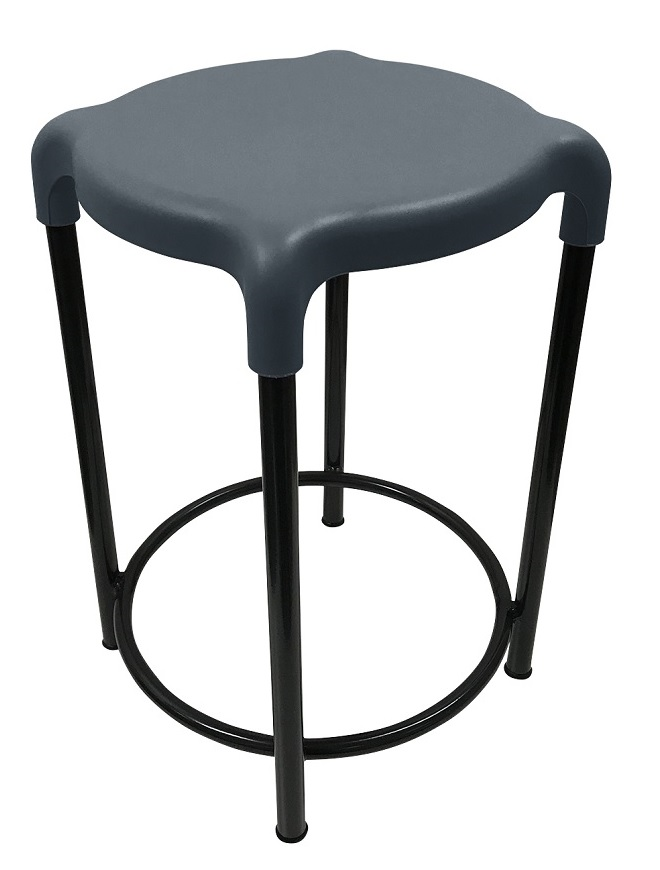 Cosmic Stool Dark Grey