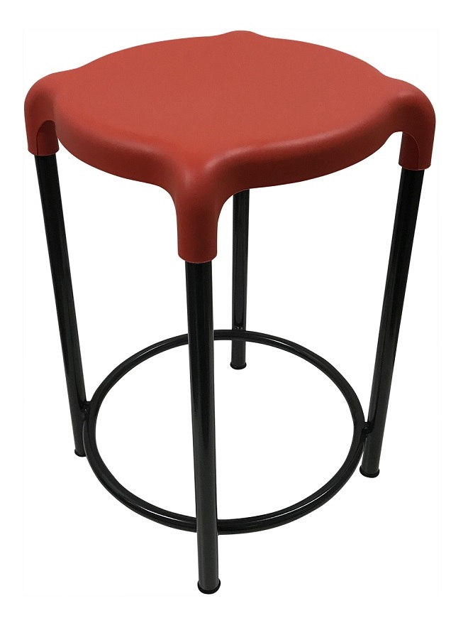 Cosmic Stool Red