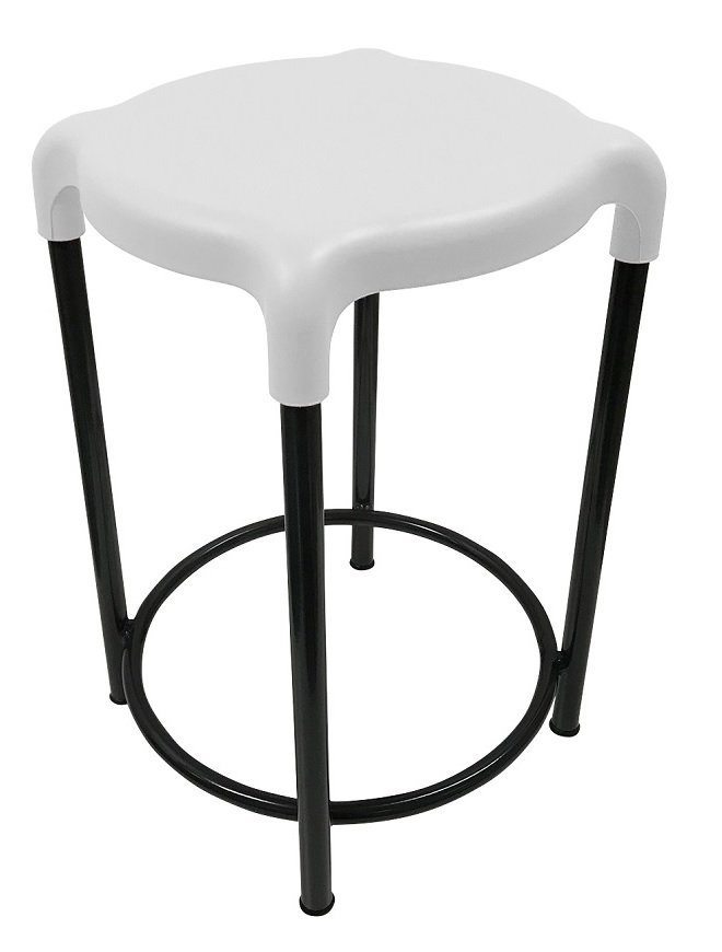 Cosmic Stool White