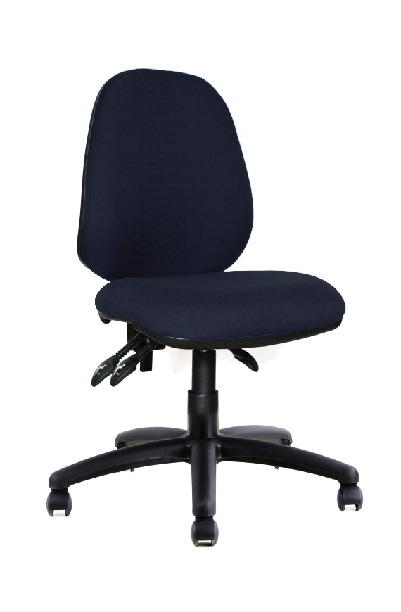 Ergos SC High Back Navy Chair