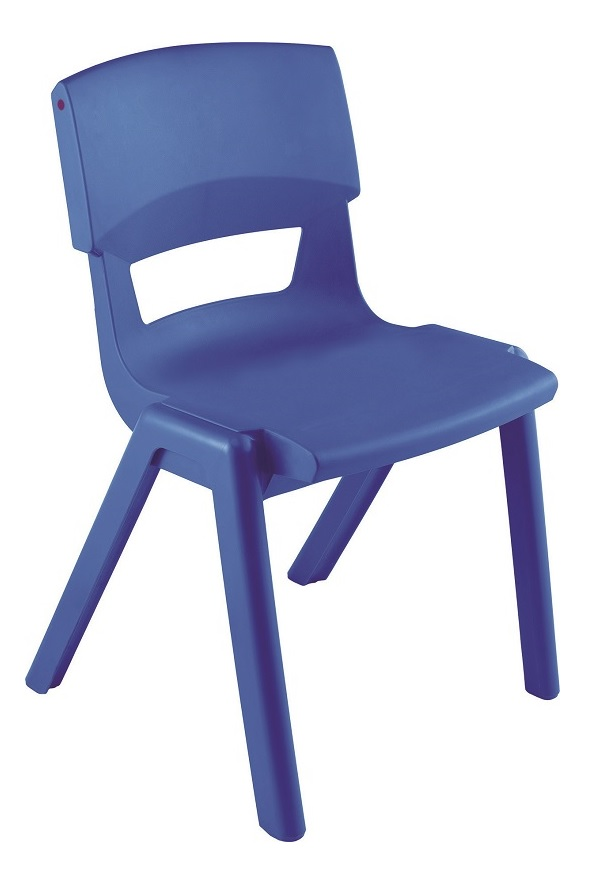 Max 2 310ht Blue Chair