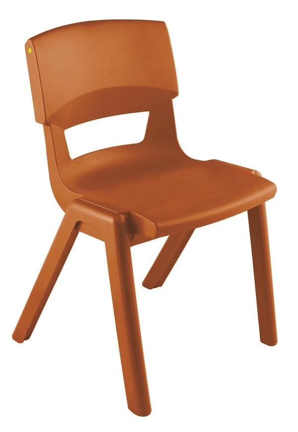 Max 3 350ht Burnt Orange Chair