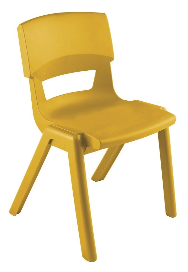 Max 3 350ht Mustard Chair