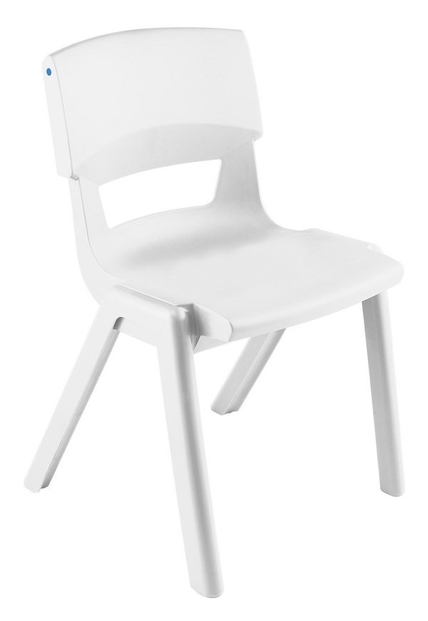 Max 6 460 ht White Chair