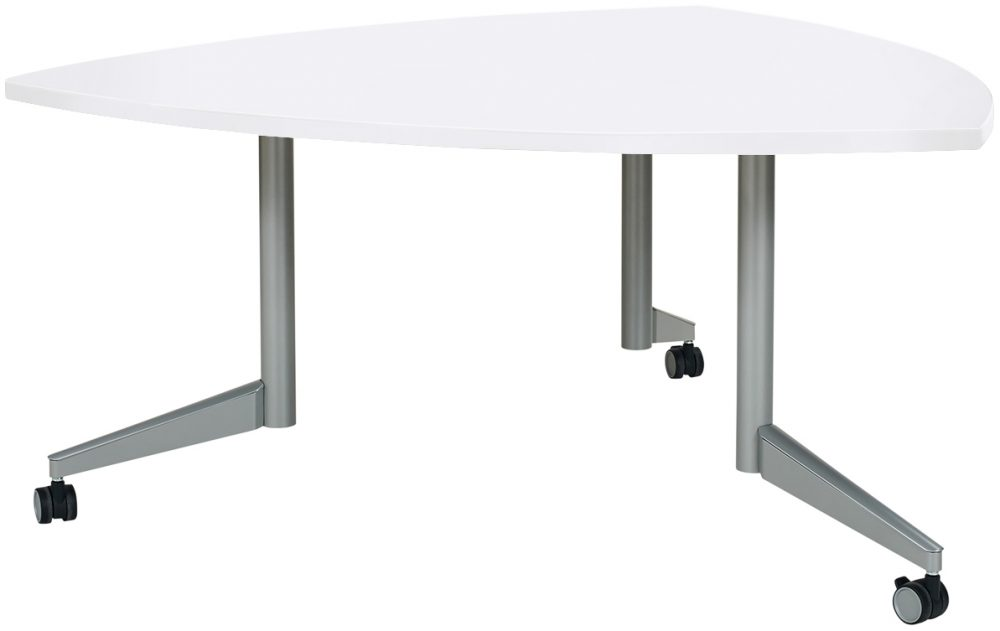 Pirouette CLeg Guitar Pick White Table