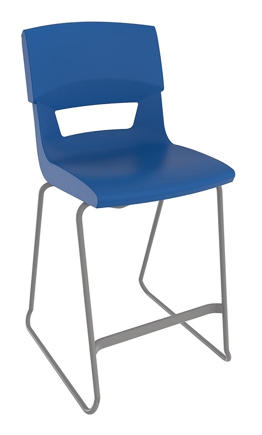 Postura Plus Stool Blue