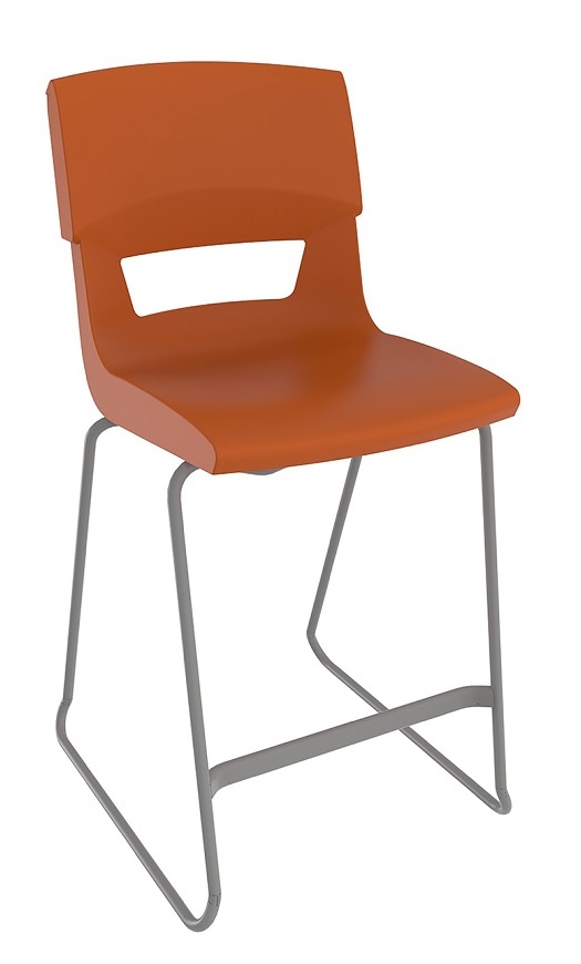 Postura Plus Stool Burnt Orange