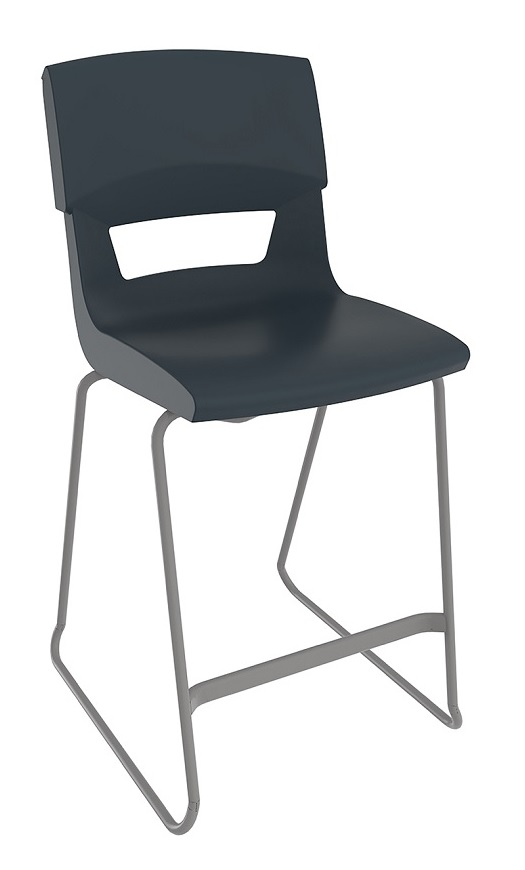 Postura Plus Stool Dark Grey