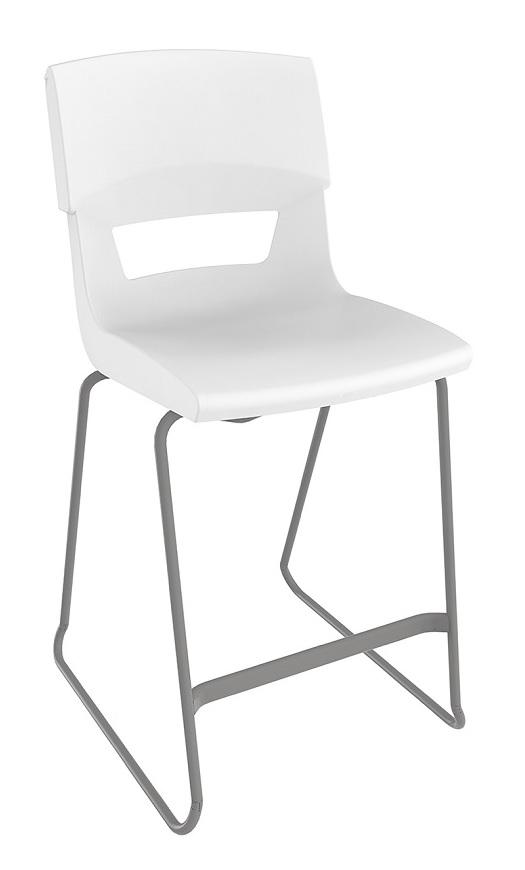 Postura Plus Stool White