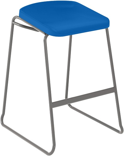 Postura Focus Stool Blue