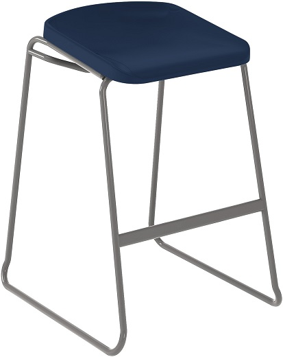 Postura Focus Stool Navy
