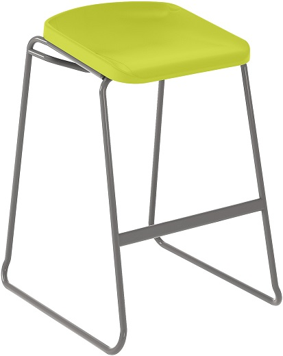 Postura Focus Stool Pine Lime
