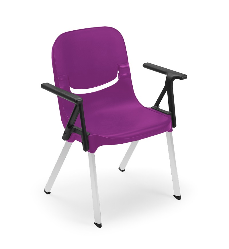 Progress AC Chair Grape