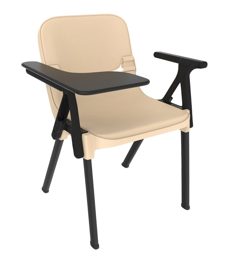 Progress AC Tablet Chair Almond