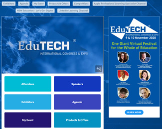 Sebel Furniture at EduTECH 2020 Virtual Conference