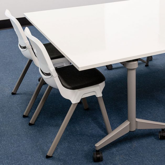 Progress Chair with Table
