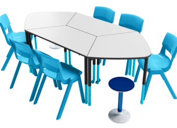 Anticipate - Trap Twist'n'Lock Table Stingray Twist'n'Lock Table Postura Max Chairs Tik Toks